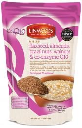 Milled Flaxseed, Almonds, Brazil Nuts, Walnuts & Q10